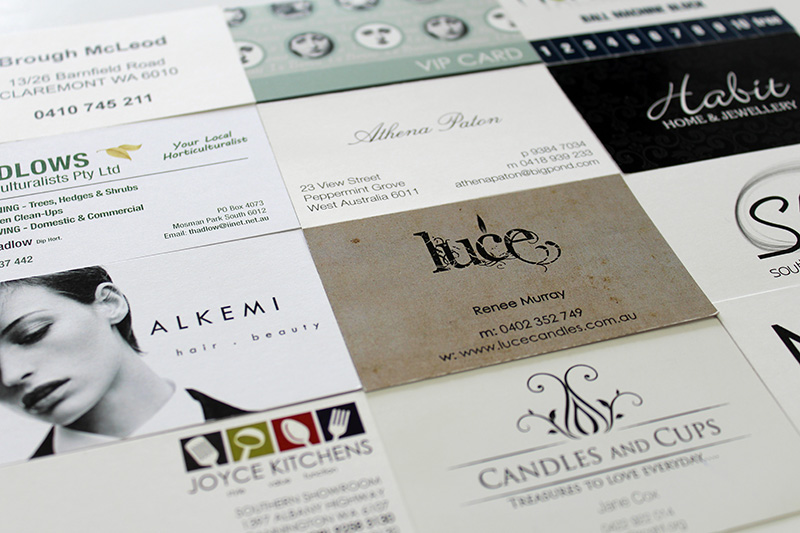 1 hour business cards business cards
